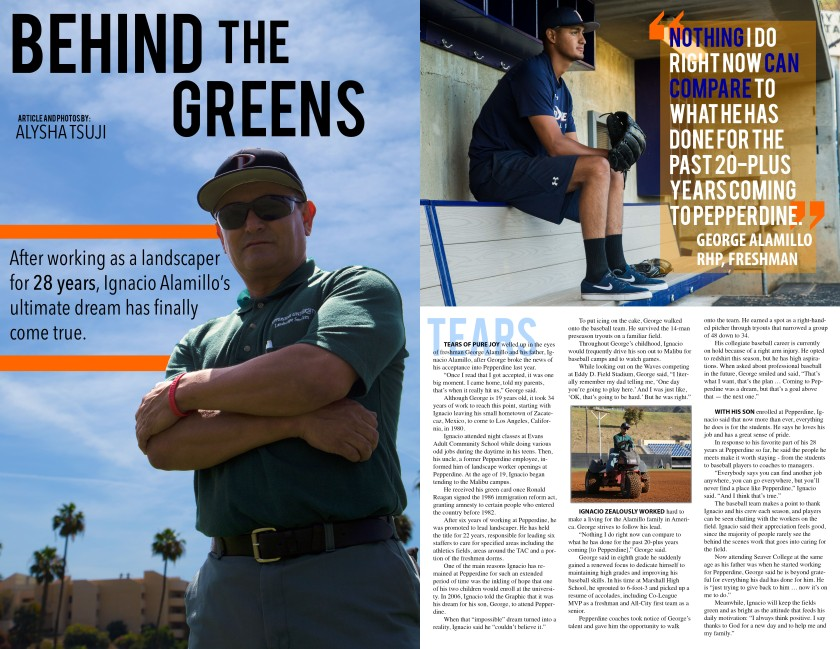 Pepperdine Baseball Feature Story